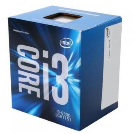 Intel Core i3 6300 3.8GHz